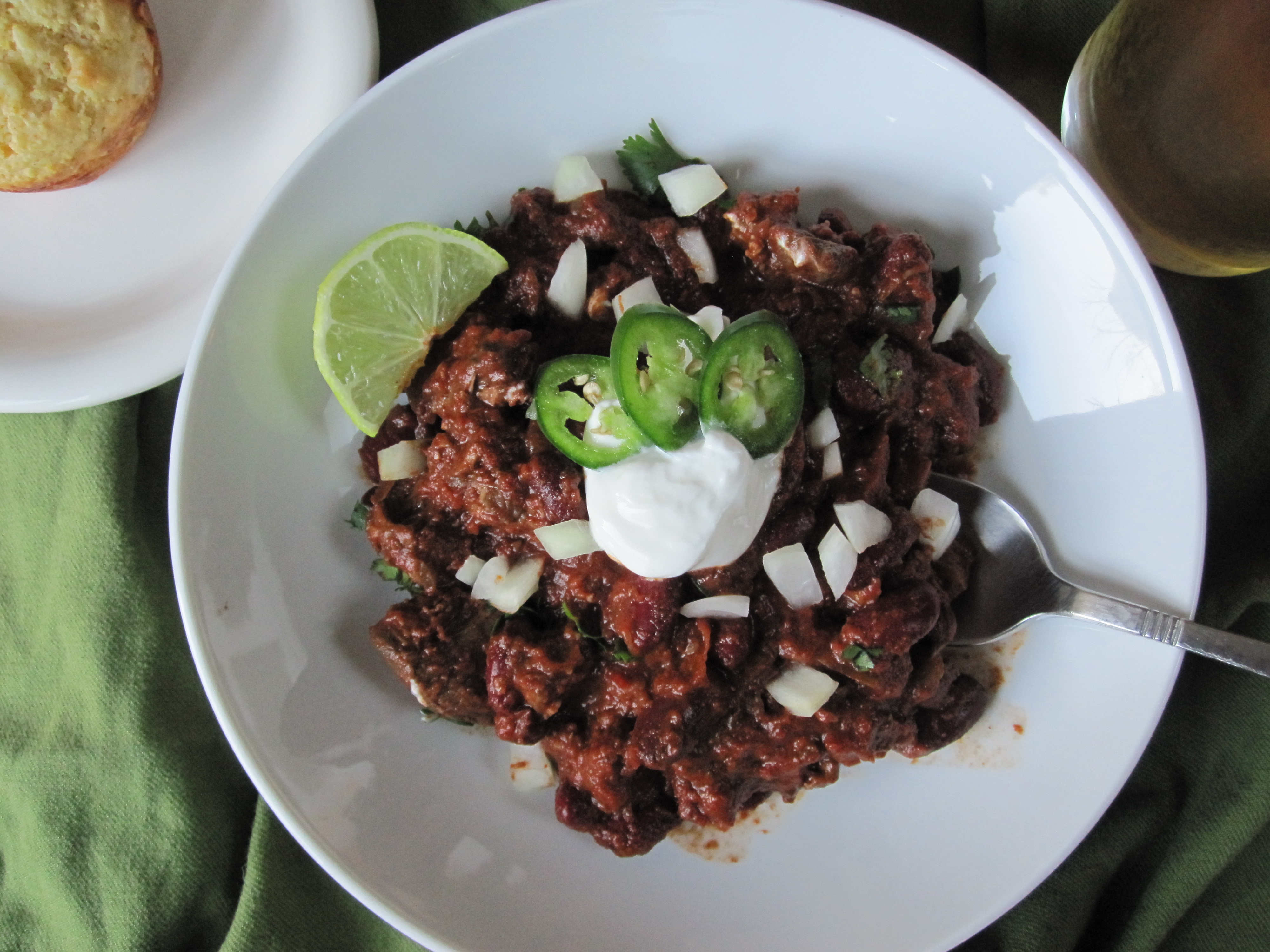 beef chili beef chili from sugarlaws beefy beef chili beef black bean ...