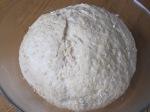 sandwich bread doughball
