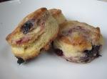 Buttermilk Berry Scones