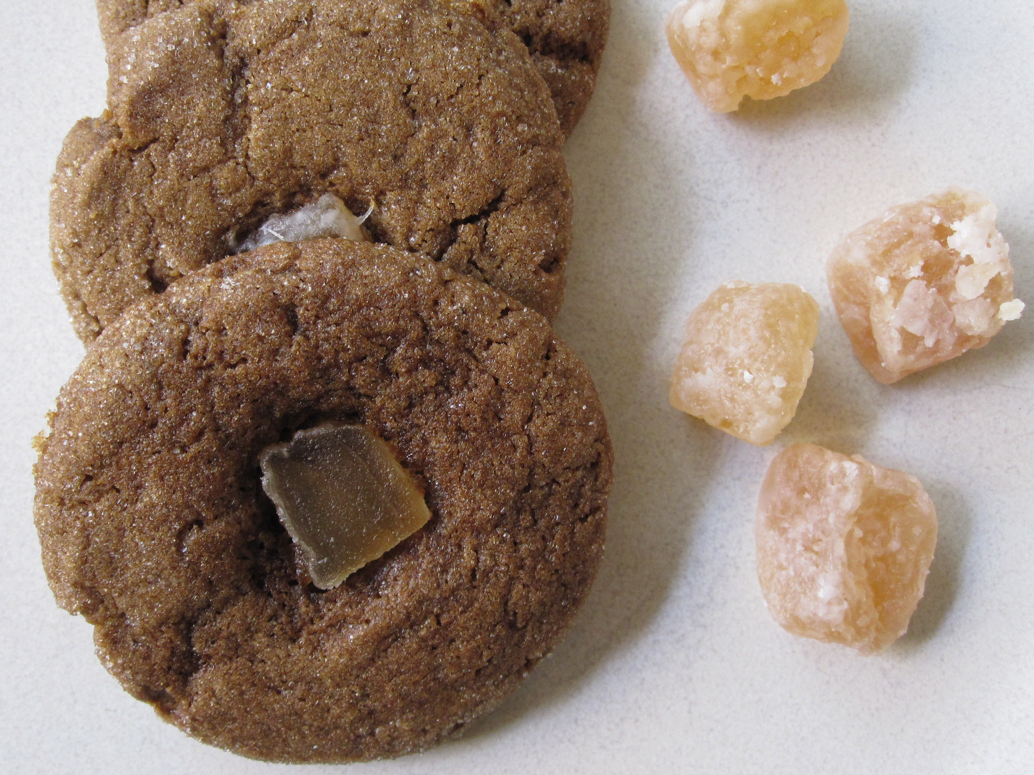 Soft Ginger Cookies | My Pantry Shelf