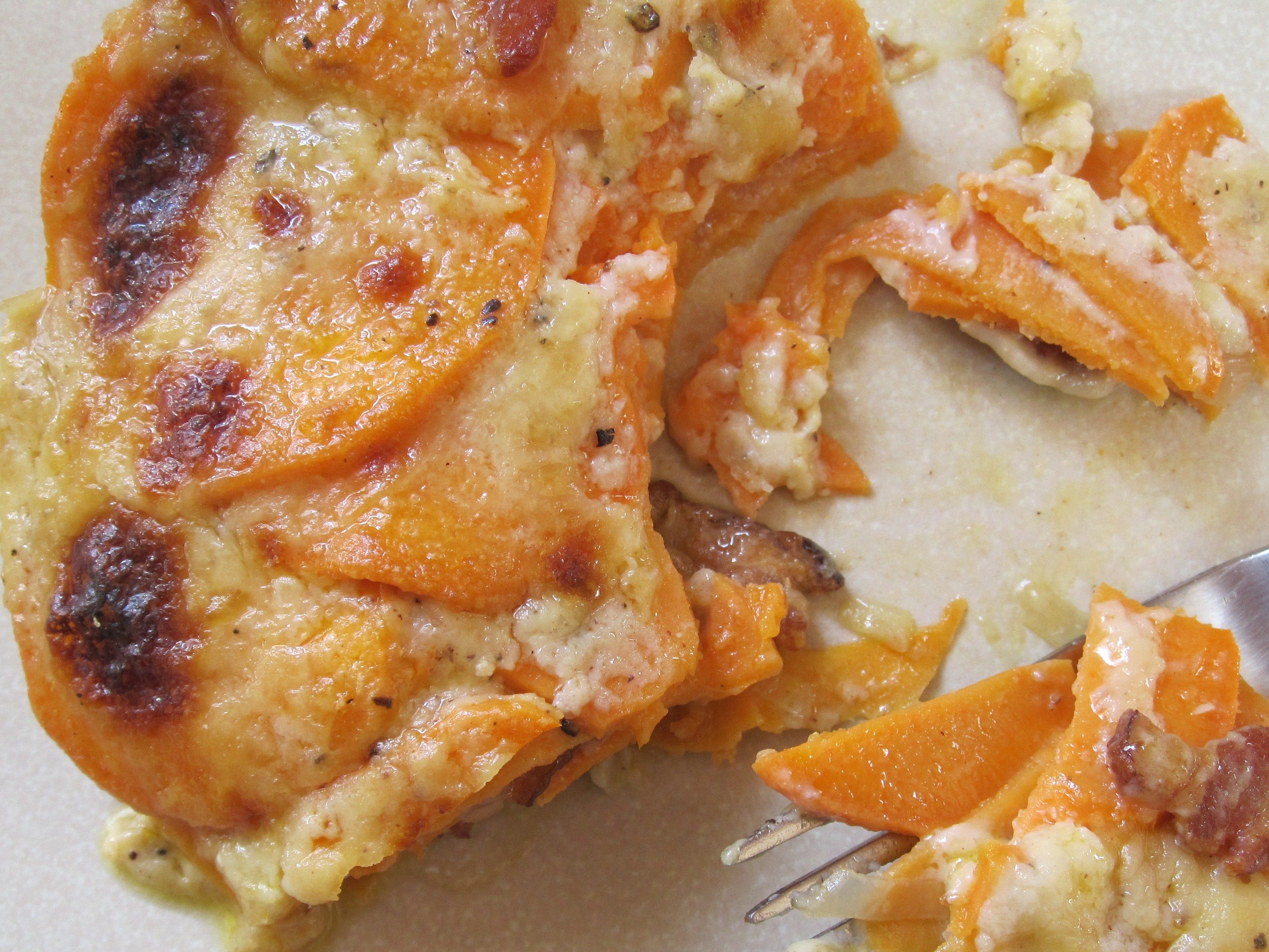 sweet potato and turnip recipe