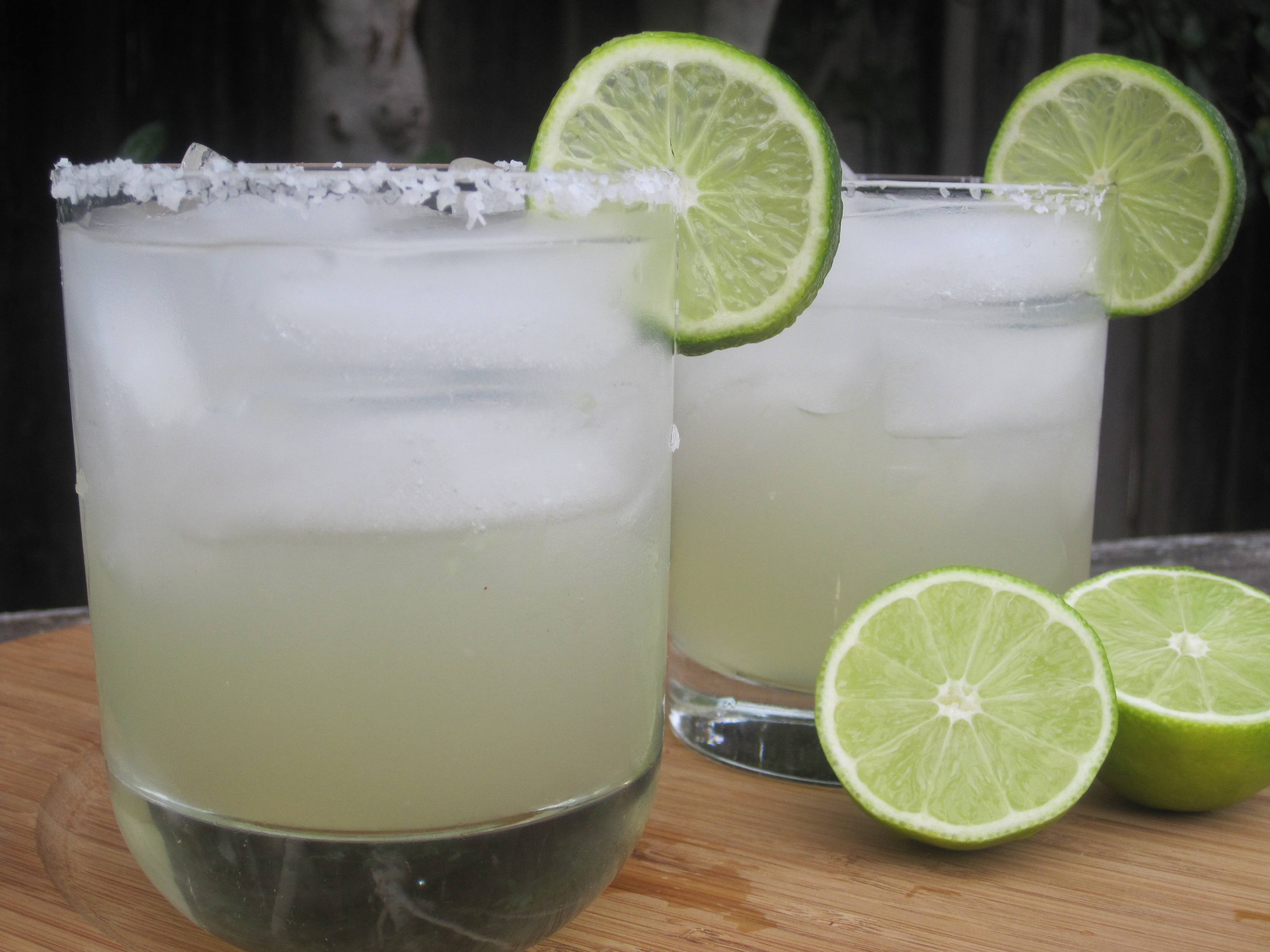 Margaritas Recipe — Dishmaps